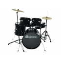 Dimavery DS-200 Drum-Set - čierny