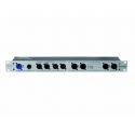 Omnitronic MPP-24B Mini patch panel